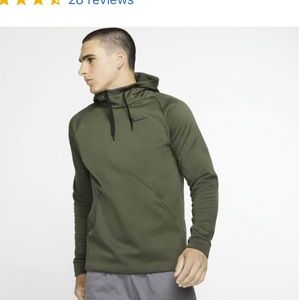Nike Sweatshirt and pants olive green